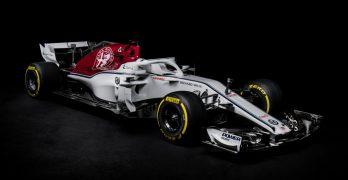 Sauber Unveil the C37