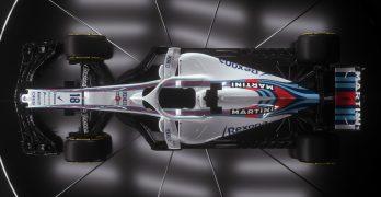 Williams Launch FW41
