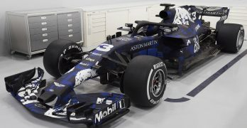 Red Bull Unveil RB14