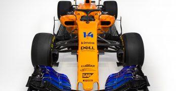 McLaren Unveil the MCL33