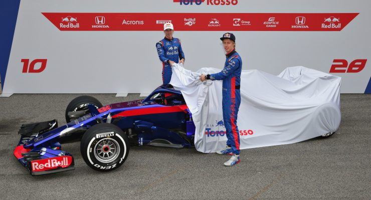 Toro Rosso and Force India Final Teams to Launch Cars